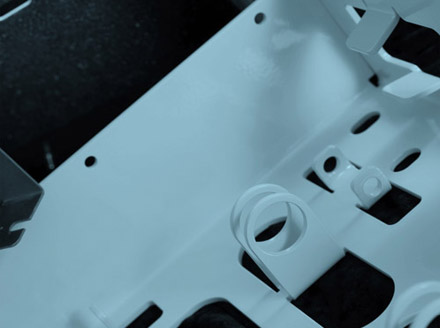 Sheet Metal Mounting Plate
