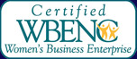 WBENC Certified : Women's Business Enterprise