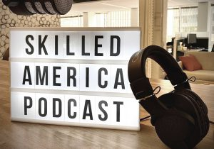 Wyoming Machine Co-President is a guest on the Skilled America Podcast.  The episode discusses how manufacturers are adapting their companies to manufacture essential items to help in the COVID-19 crisis.